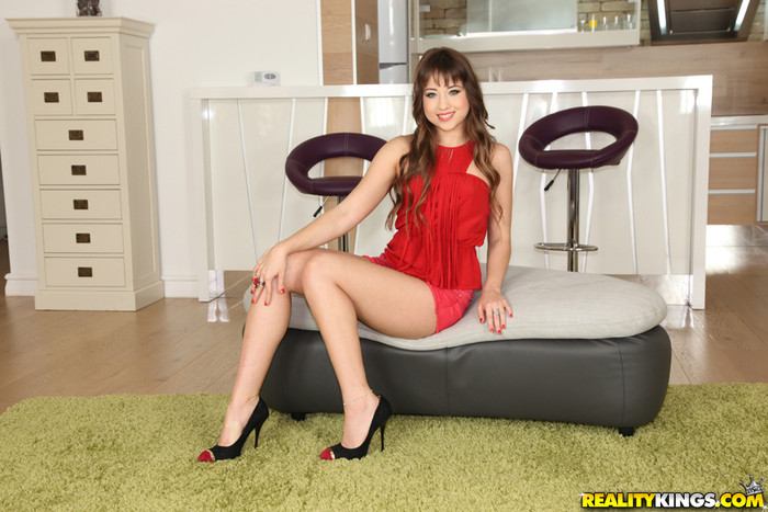 Taissia Shanti - Amazing In Red - Euro Sex Parties
