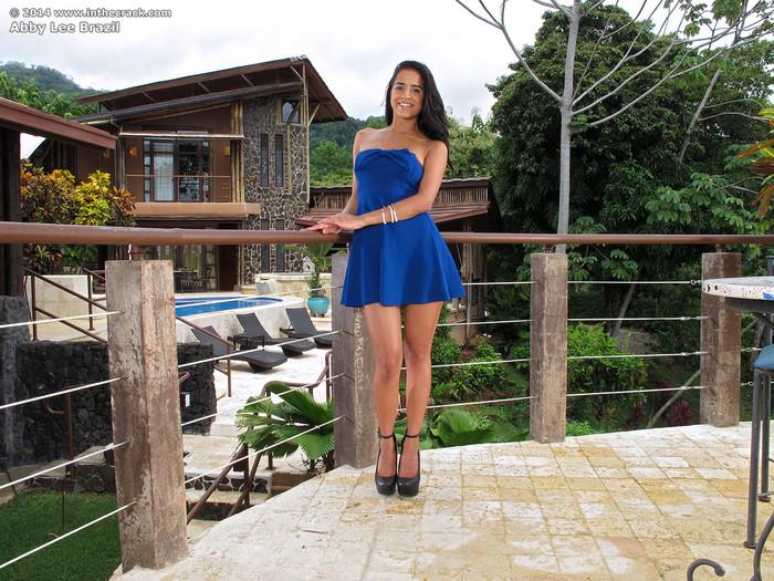Abby Lee Brazil - InTheCrack