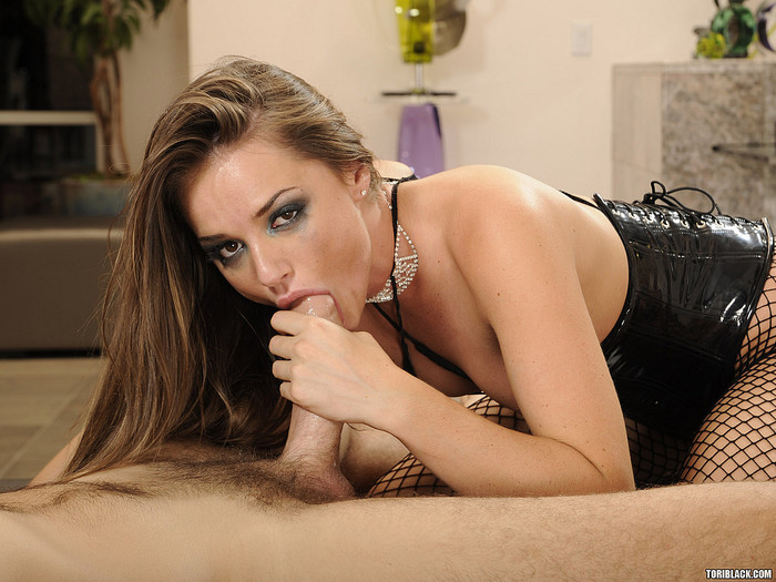 Tori Black Getting Anally Satisfied