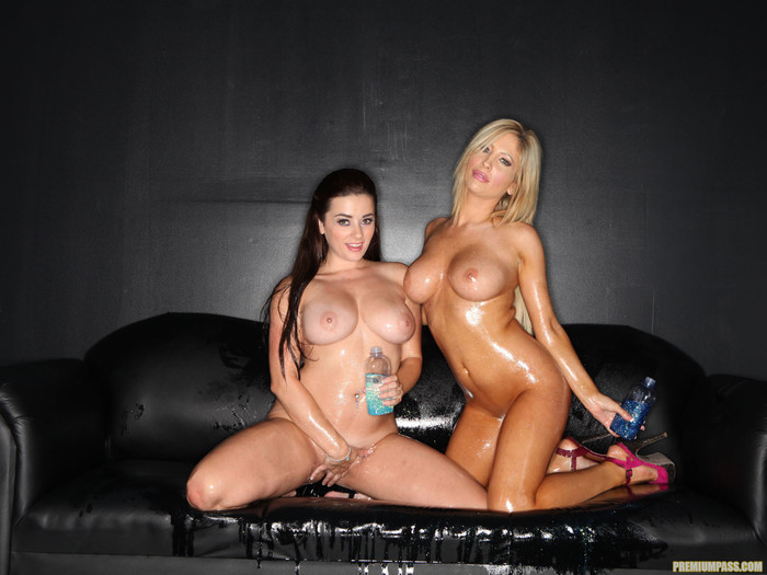 Tasha Reign and Taylor Vixen - Tunnel Vision