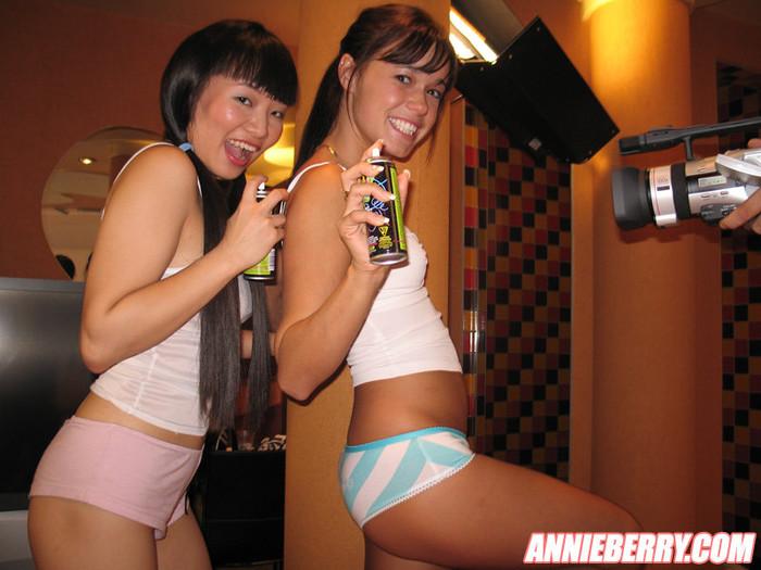 Yumi Lee, Annie Berry, Cute Angie