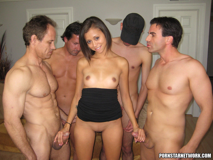 A group of mature ladies give a young guy a great time 4