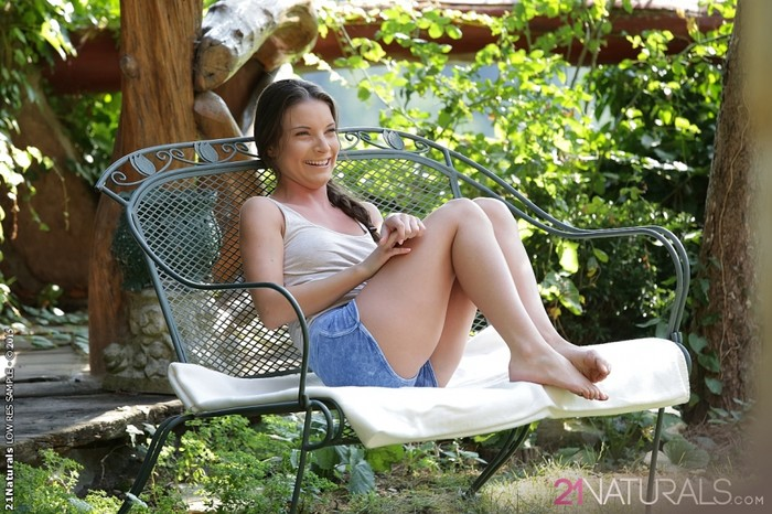 Anita Bellini - From the Paradise with Love - 21Naturals