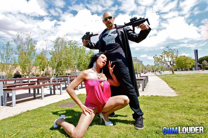 Daniela Castro - The Punisherx