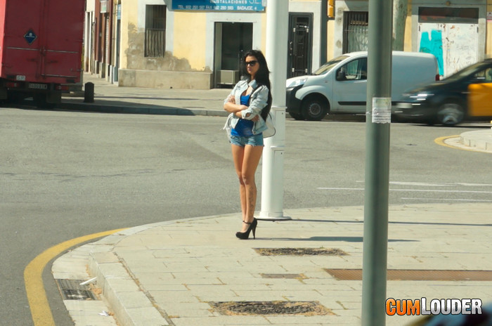 Susy Gala - Anxious and no knickers