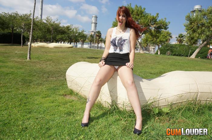 Lilyan - Losing her shyness