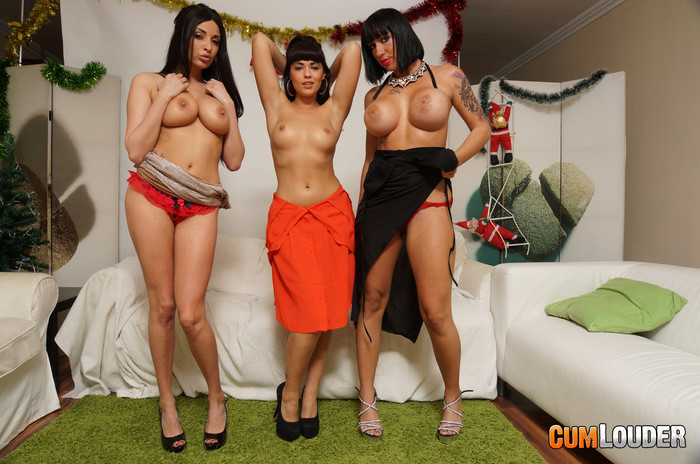 Anissa Kate - Orgy by surprise