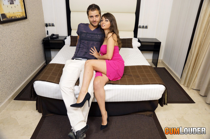 Miriam Prado - Real porn-couple
