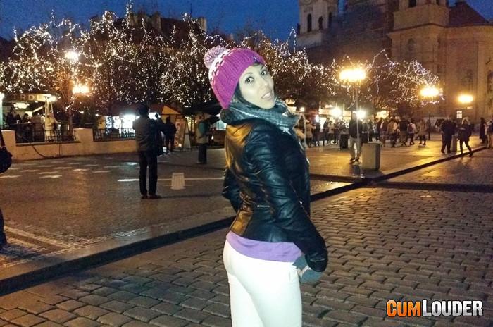 Valentina Sweet - Three swingers in Prague