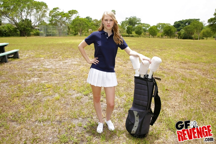 Lily Rader - Fore Play - GF Revenge