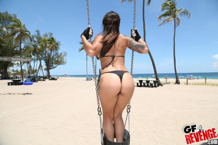 Natalia Mendez - Sexy Natalia - GF Revenge