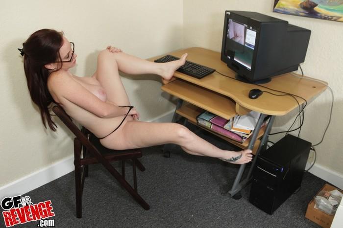 Jessyca - Computer Love - GF Revenge