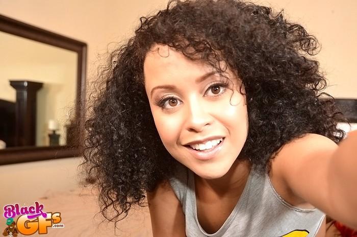 Mia Austin - Touchy Feely - Black GFs