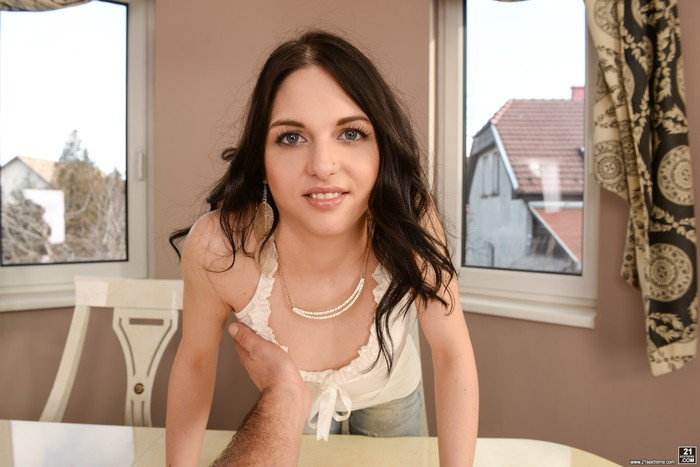Rachel Adjani - Petite French Nurse's POV