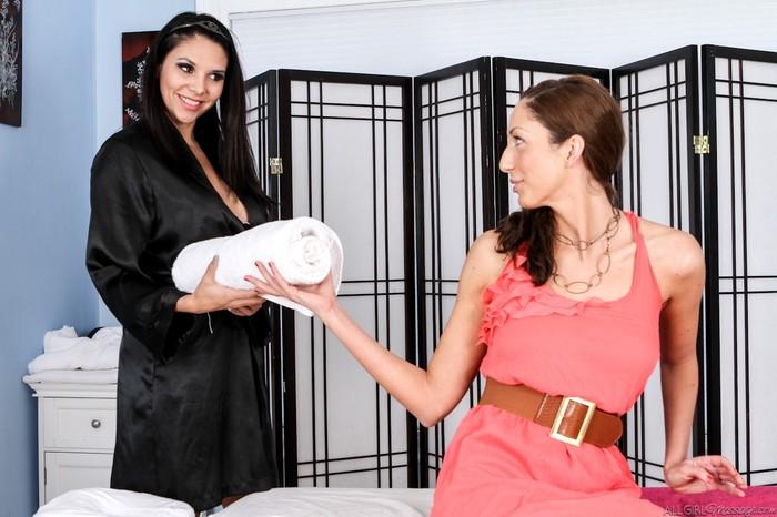 Angelica Saige, Missy Martinez - In Transition