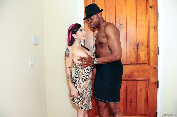 Joanna Angel, Sean Michaels - Vote Obama !