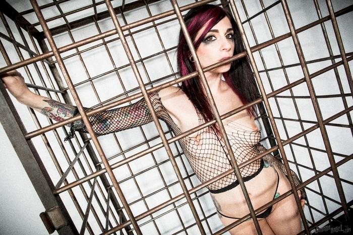 Joanna Angel - Ass-Slave Labor
