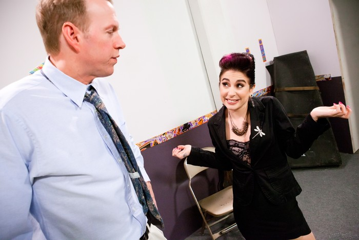 Joanna Angel - Bad Principal!