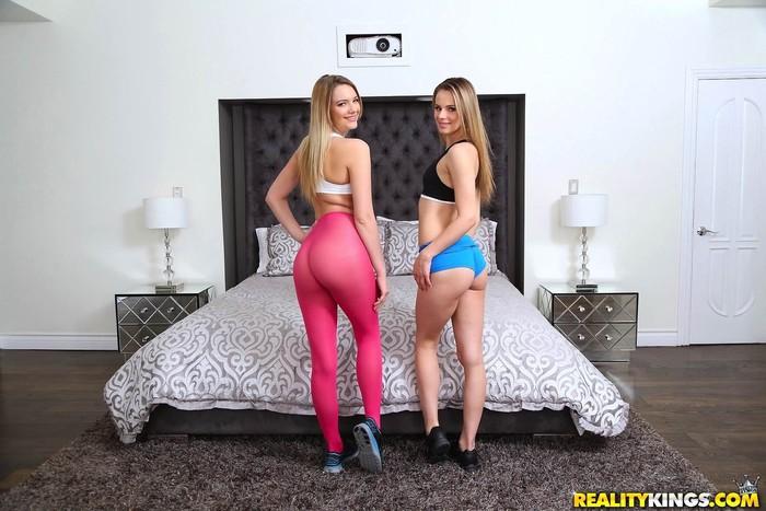 Jillian Janson, Kenna James - Ass Attraction