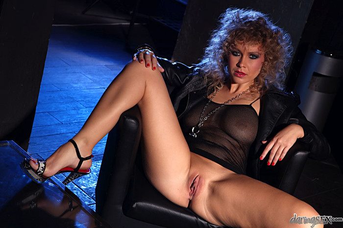 Colette - Into The Dark - Daring Sex
