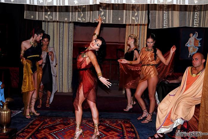 Roma #01 - Lea, Angel, Yasmine, Josette & Emily