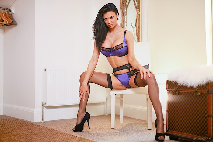 Jasmine Jae - Bound By Lust
