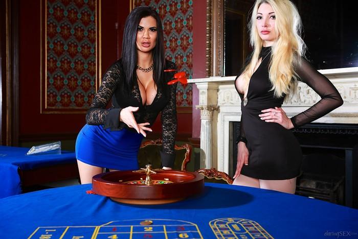 Tamara Grace, Jasmine Jae - Casino Erotica