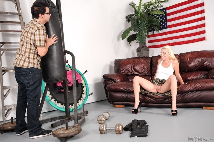 Ashley Stone - It's Okay He's My Step Brother #04