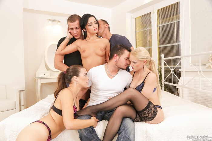 Swingers Orgies #11