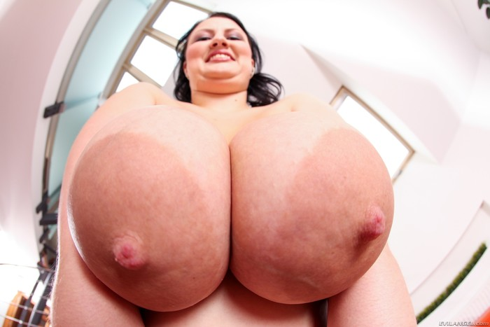 Barbara Angel - Big And Real #09