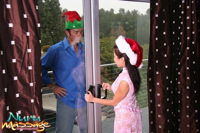 Stephanie, Jackie Lin - Christmas Bonus - Fantasy Massage