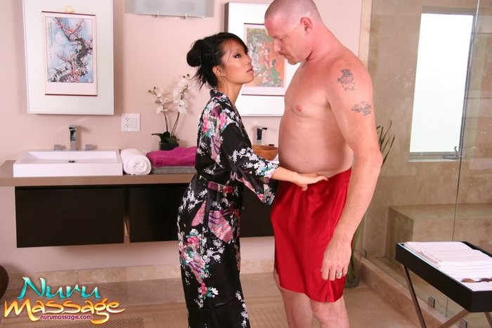 Asa Akira, Dick Chibbles - The Coach - Fantasy Massage