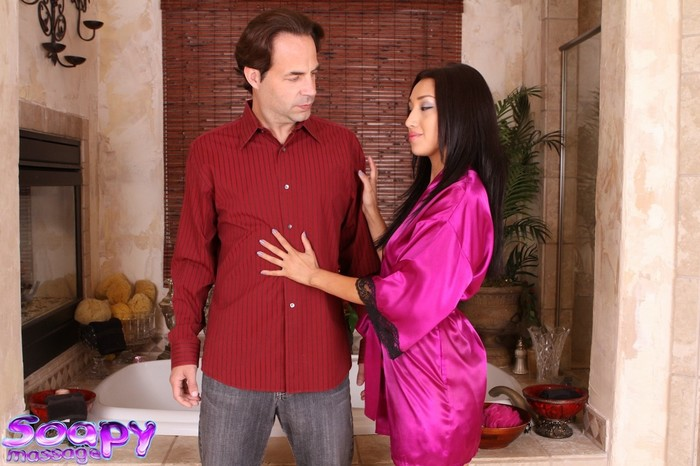 Vicki Chase - The Nasty Wife - Fantasy Massage