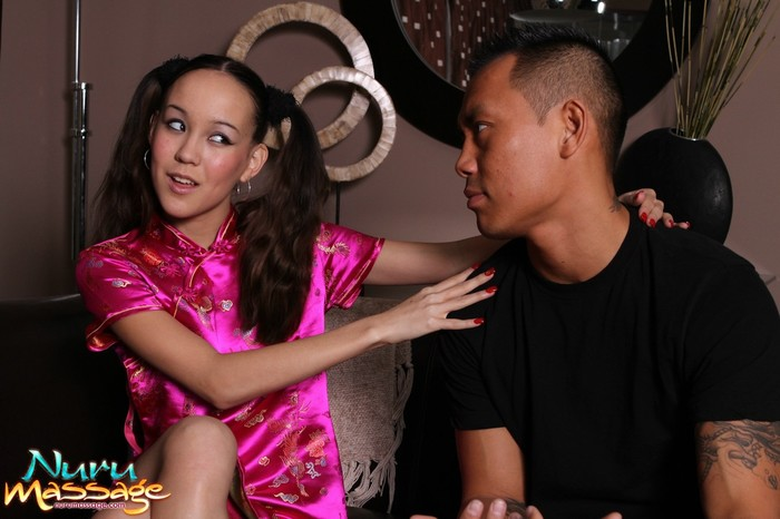 Amai Liu - Just Good Friends - Fantasy Massage