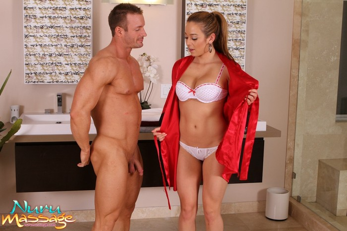 Mia Lelani - Be Gentle With Me - Fantasy Massage