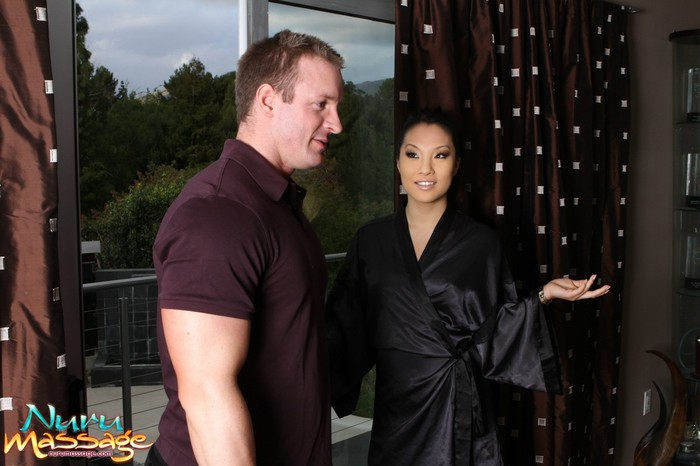 Asa Akira - Feeling Much Better - Fantasy Massage
