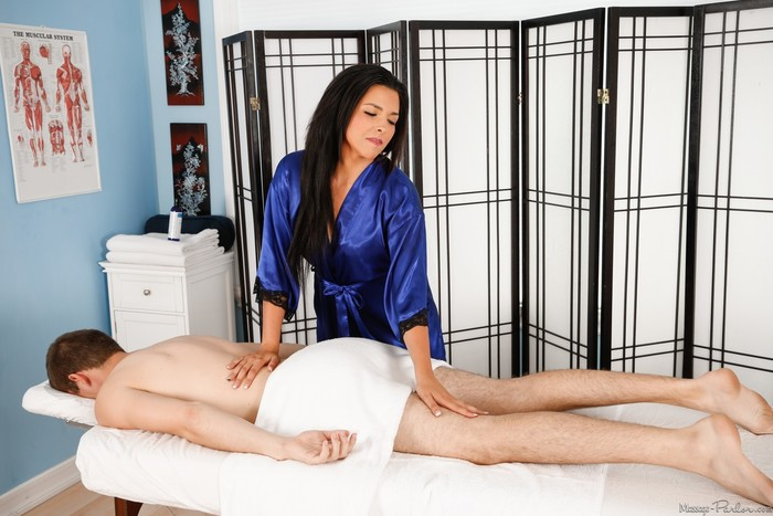 Danica Dillon, Jackson Ford - Loaded Gun - Fantasy Massage
