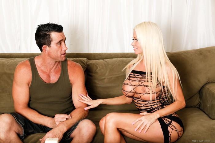 Nikita Von James And Billy Glide - Fantasy Massage