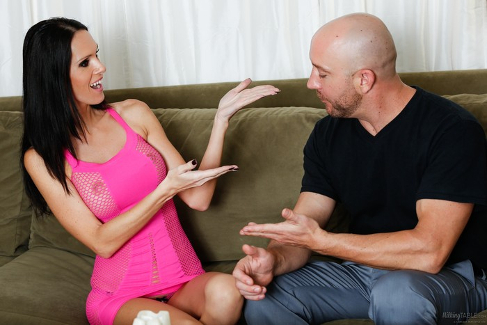 Jennifer Dark - Happy To Work On You Again - Fantasy Massage