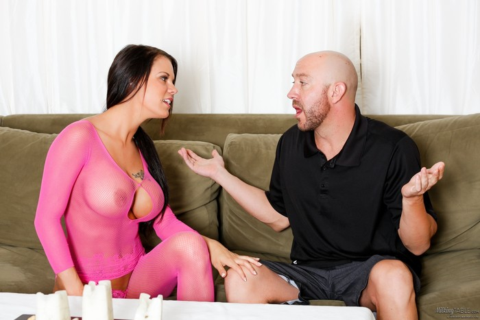 Peta Jensen - Try Your Tits - Fantasy Massage
