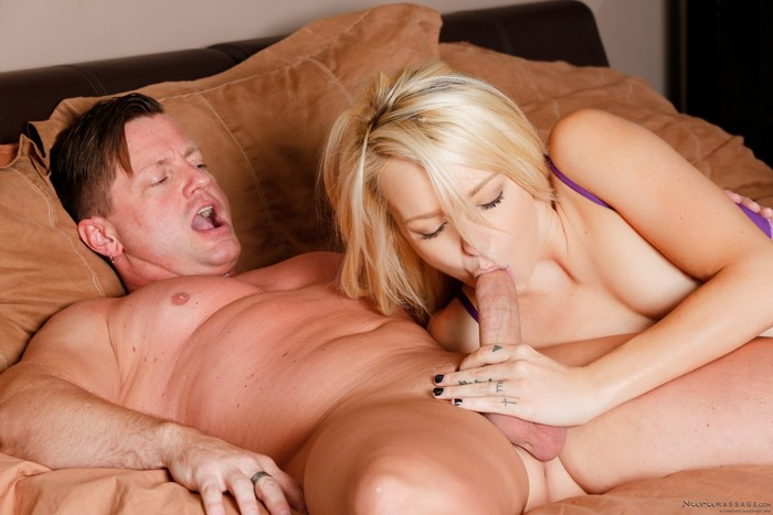 Carmen Callaway - The Enthusiastic Cuckold - Fantasy Massage