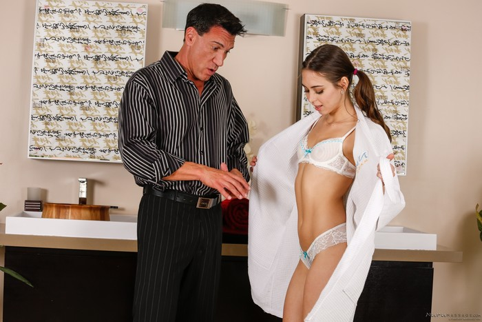 Riley Reid - Step-Dad's Cousin Has A Big Dick
