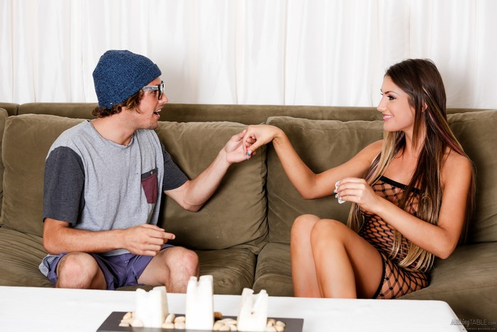 August Ames - Geeky Gamer - Fantasy Massage