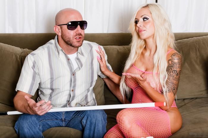 Nina Elle - Blind Man - Fantasy Massage