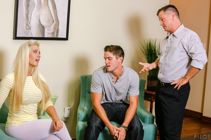 Holly Heart, Rob Carpenter - Son's First Massage