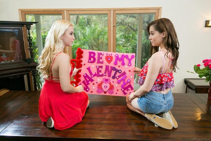 Kasey Warner, Samantha Rone - My Lesbian Valentine