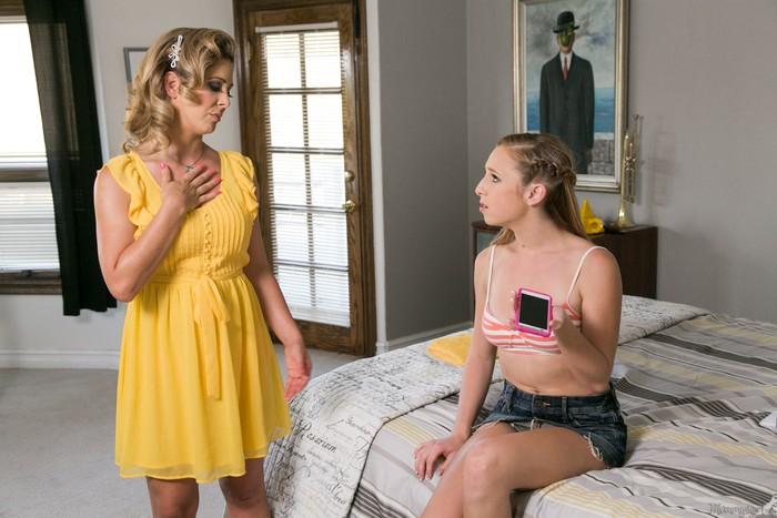 Taylor Whyte, Cherie DeVille - Seducing Your Friends