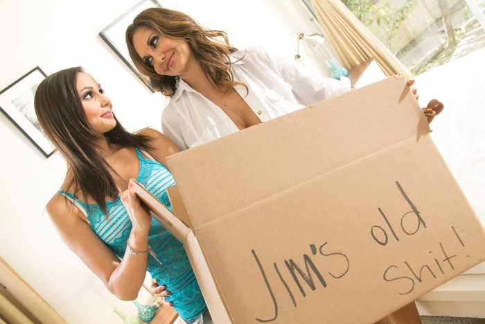 Ariana Marie, Ava Addams - Way Better Than Dad: Part One