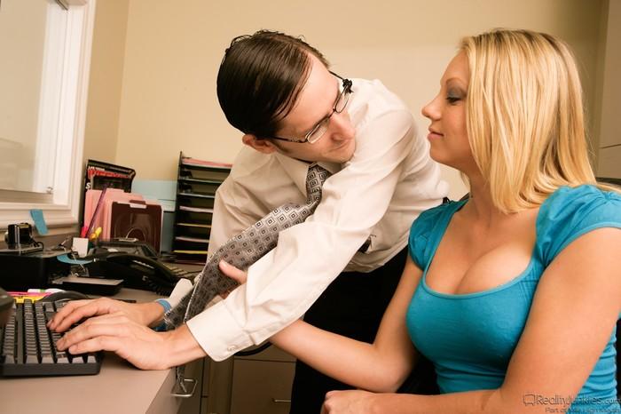 Shawna Lenee, John Henry - Office Perverts Vol 03