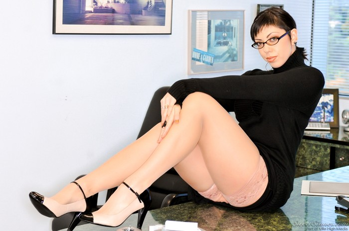Satine Phoenix - Office Seductions